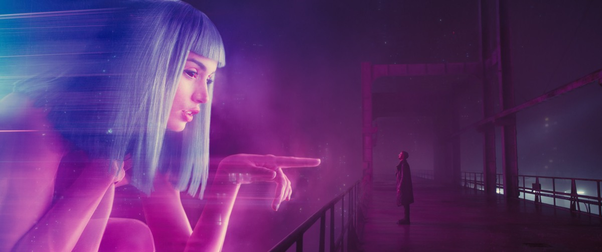 Artificial intelligence in Blade Runner 2049
