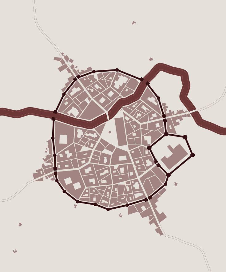 Mapping, stories, Random City Generator – Amanda J  McGee, Author